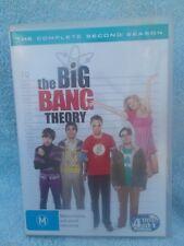 THE BIG BANG THEORY(4 DISC BOXSET) COMPLETE SECOND SEASON,, M R4