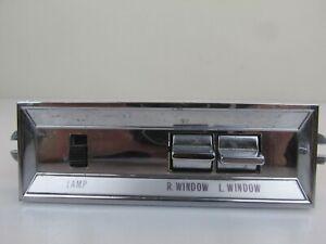 1974-1976 Cadillac Deville Fleetwood Rear Window Switch OEM