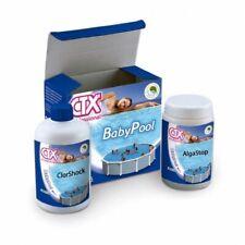 Kit piscinas desmontables Baby Pool CTX-205 cloro y antialgas