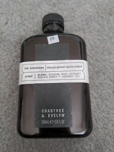 Crabtree & Evelyn Spiced Honey Bath Syrup 350ml