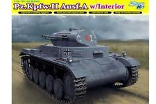 DRAGON 6687 Pz Kpfw II Ausf A w/Interior Smart Model Kit 1:35 scale