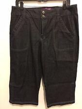 Gloria Vanderbilt Denim Jean Shorts Size 14