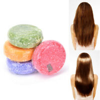 4 Fragrance Shampoo Soaps Anti Dandruff Off Oil Control Hair Care Handmade RDBD