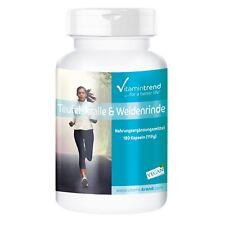 Teufelskralle & Weidenrinde - 180 Kapseln - vegan - Großpackung - Vitamintrend