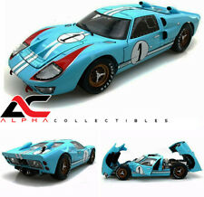 PRESALE SHELBY COLLECTIBLE SC411 1:18 1966 FORD GT40 MKII KEN MILES 24HRS LeMANS