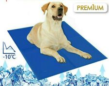 Dog Summer Pad 4 Crates and Beds Pet Cool Gel Mat Dog Cat Bed Non-Toxic Cooling