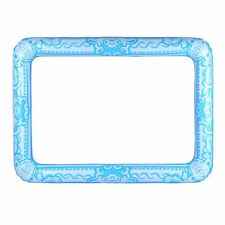 Blue Inflatable Picture Selfie Party Photo Frame 60 x 80cm