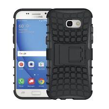 Samsung Galaxy A5 (2017) Trekking Handy Cover Profil Stand Panzer Schutzhülle