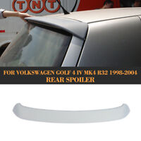 PU Dachspoiler Spoiler für VW Golf IV 4 R32 Spoiler Heckflügel Ansatz Dach GTI