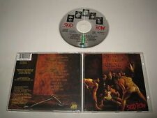 RESBALÓN ROW/SLAVE TO THE GRIND(ATLANTIC/7567-82242-2)CD ÁLBUM