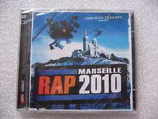 2 CD COMPILATION - MARSEILLE RAP 2010  / neuf & scellé