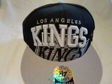 Los Angeles Kings snapback cap-3-D raised embroidery for the STANLEY CUPS CHAMPS