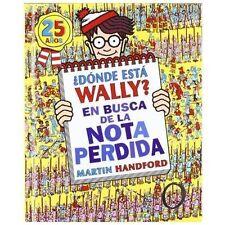 Donde esta Wally? En busca de la nota perdida (Spanish Edition)-ExLibrary