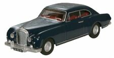 Oxford 76bcf002 Bentley Continental S1 Dawn Blue 1/76 Scale 00 Gauge T48 Post