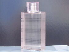 Burberry Brit Sheer by Burberry Women 3.3 oz Eau de Toilette Spray Unboxed New