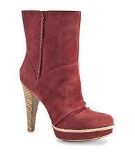 UGG Women's W BIANKA Suede Boots Size US 9.5 UK 8  1002067 W / MAH NEW!