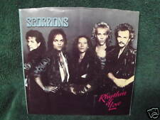 Scorpions-Rythm Of Love/We Let It Rock, You Let It Roll