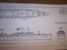 Ss United States ship boat plans