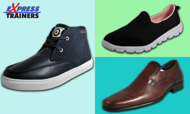 f55f092c2864c0 Up to 50% off Casual   Formal Footwear. Skechers