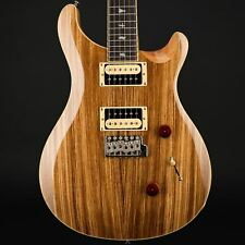 PRS SE Exotic Custom 24 Zebrawood Top #R11518