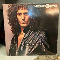 "MICHAEL BOLTON - Self Titled - 12"" Vinyl Record LP - EX"
