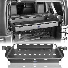 Interior Cargo Rack Luggage Holder Roll Bar Basket for Jeep Wrangler 07-18 JK