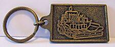 Allatt Asphalt Concrete Paver Brass Pocket Watch Fob Road Construction key