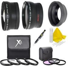2X 58mm Tapa del objetivo para Fujifilm X-A3 X-A1 XC16-50mm//X-T20 X-T10 XF18-55mm Lente