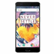 OnePlus 3T Dual SIM 128GB Unlocked Android Smartphone - Grey