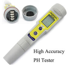 Digital pH Tester Meter Mini Pocket Pen PH Monitor pour Pool Aquarium Hydroponic