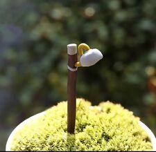 Mini Succulent Fairy Garden Figurines Miniature 1X Street Light