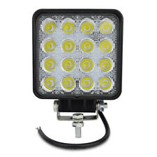 1x 48W LED Work Light Flood Beam Offroad Lamp for Truck SUV Jeep Boat Driving