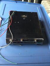 Automatic Radio Eight Track Player Car