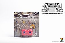 1/6th Scale ZCWO Hand Tools Set (Colour)