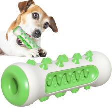 Dog Chew Toys for Aggressive Chewers Puppy Teething Toy Dog Cleaning Toy Green