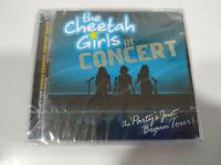 The Cheetah Girls in Concert Walt Disney 2007 - CD + DVD Nuevo
