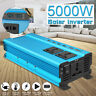 3000W-5000W Solar Power Inverter LED DC12/24V To AC110V/220V Sine Wave Converter