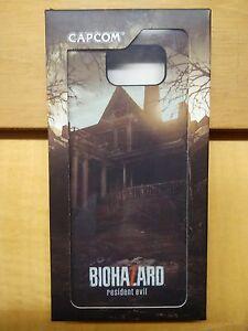 Samsung S7 Edge Original Biohazard 7 (Resident Evil) Cover Hülle Schale Capcom