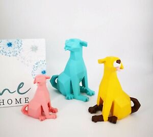 Geometric Dog _Home Decor Gifts- Sculptures , Figurines & Statues