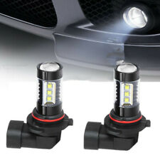 Fit FOR Honda Civic MK7 HB3 LED High Main Beam Headlights Bulbs Pair 6000k white