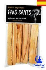PALO SANTO INCIENSO 1 BOLSA 30-40 GRAMOS MADERA SAGRADA NATURAL DE PERÚ