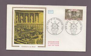 FDC 1975 - Centenaire du Sénat   (2197)