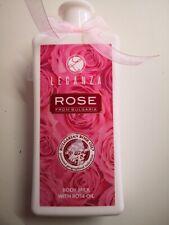 Leganza Rose from Bulgaria Body Milch mit natürlichem Rosenöl der damaszena rose