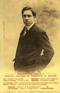 ITALIAN TENOR ELVINO VENTURA (1873-1931) VOL. 2 CD