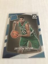 Jayson Tatum, 2017-18 Donruss Optic, Base Rookie #198 Celtics
