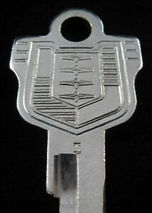 MERCURY OEM KEY BLANK Ignition & Doors 1959 1960 NOS Vintage Monterey Park Lane