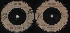 """Ivor Bird (David Bowie) - Over the Wall We Go - reissue of 1967 U.K. 7"""" vinyl"""