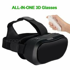 Virtual Reality Glasses 3D Video Game Player WIFI HDMI All In One VR Box Headset