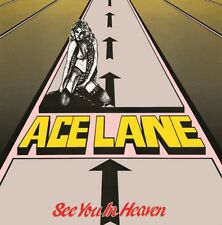 Ace Lane - See You In Heaven Brazilian version Limited 500 Numbered
