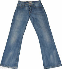 Tommy Hilfiger Jeans  Neo Flare  W27 L30  Bootcut  Uncrafted Worn  Used Look